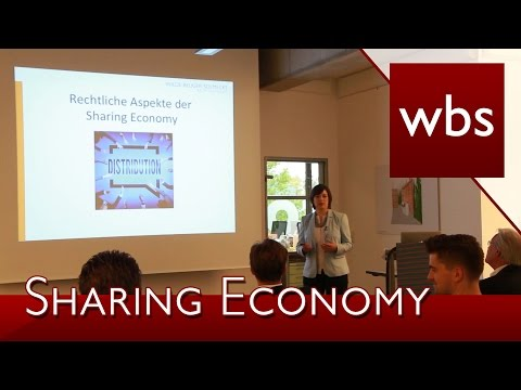 Sharing Economy: Rechtliche Probleme | Rechtsanwältin Bonny Lengersdorf
