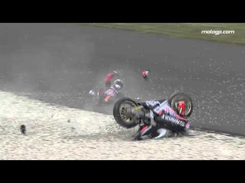 MotoGP™ Le Mans 2013 — Best crashes