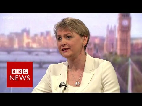 Yvette Cooper: 'Working people will be hardest hit by Brexit' BBC News