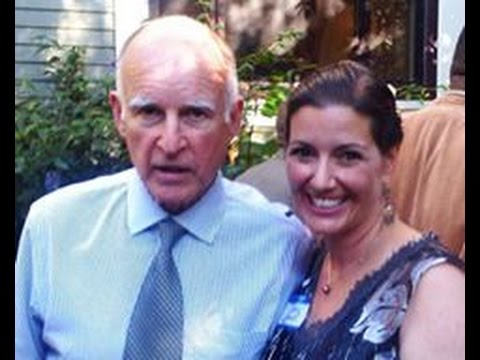 Jerry Brown Endorses Libby Schaaf For Oakland Mayor