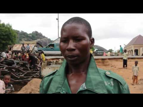 Slow Rebuilding Amid Boko Haram Destruction in Nigeria's Northeast