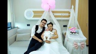 '' Gaye '' Bebeğin Doğum Hikayesi Adatıp Hastanesinde