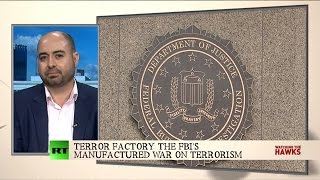 Video: Terror Factory: The FBI's Manufactured War on Terrorism - Trevor Aaronson (RT News)