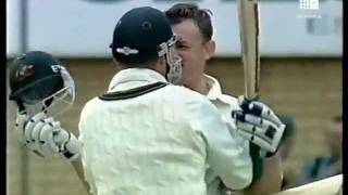 Adam Gilchrist 149* vs Pakistan 1999/00 2nd test Hobart