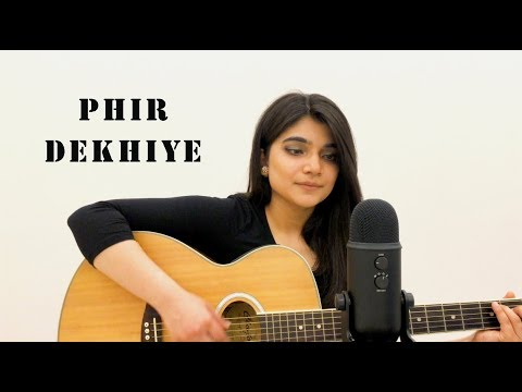Phir Dekhiye - Caralisa Monteiro (Movie: Rock On) Cover By Bhavika Kapoor