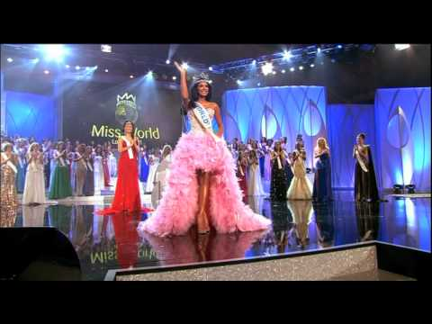 Miss World 2011 Crowning