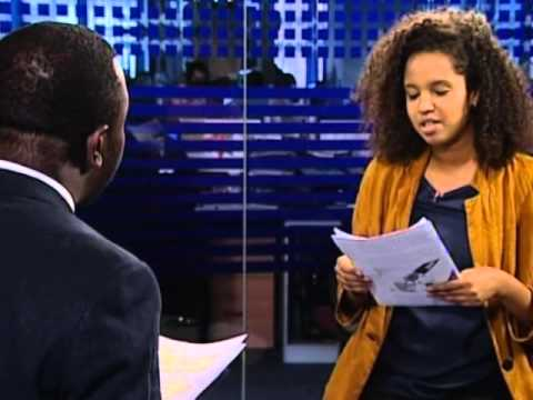 Africa This Week Ep18 P1- Conflict Diamonds/Central African Rep 031015