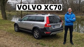 Volvo XC70 - tylko dla lekarzy i prawników?