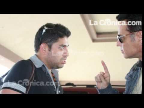 Alexis Ayala hace berrinche en Mexicali
