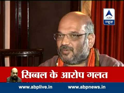 Amit Shah talks to ABP News over snoopgate, Modi tsunami & other issues