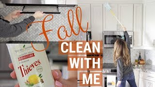 Fall Deep Clean the Kitchen With Me: TIPS & MOTIVATION // COLLAB!