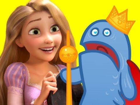 Rapunzel - Neu verföhnt: Besuch in den Disney Studios