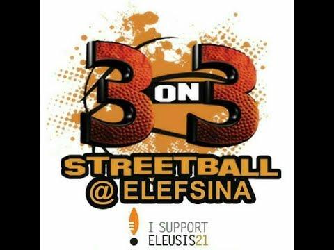 3οn3 STREETBALL ELEUSIS