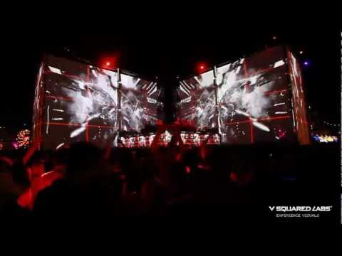 Official EDC 2012 Recap VSquared Labs Visuals