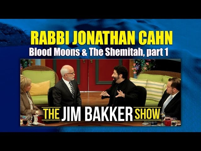 Rabbi Jonathan Cahn on Blood Moons, Part 1