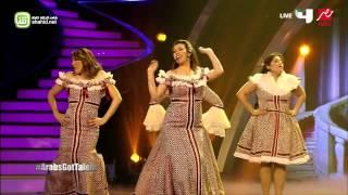 Arabs Got Talent -طرب عالحطب- عرض النصف نهائيات