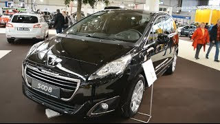 Nuevos New Peugeot 5008 Exterior and Interior 2013 - 2014