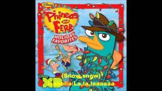 Watch Phineas  Ferb Let It Snow Let It Snow Let It Snow video