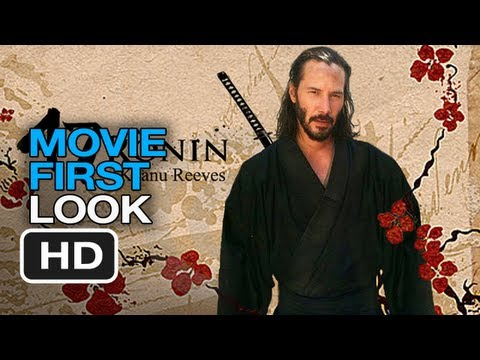 47 Ronin Movie First Look 2013 Keanu Reeves Movie Hd