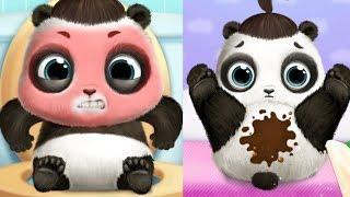 Fun Animals Care - Baby Panda Lu Baby Bear Care 2 - Babysitting Pet Care Dress Up Games For Kids
