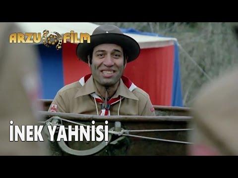 Eski Filmler - Hababam Sınıfı Tatilde - İnek Yahnisi Müfettiş