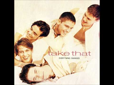 Take That - Another Crack In My Heart