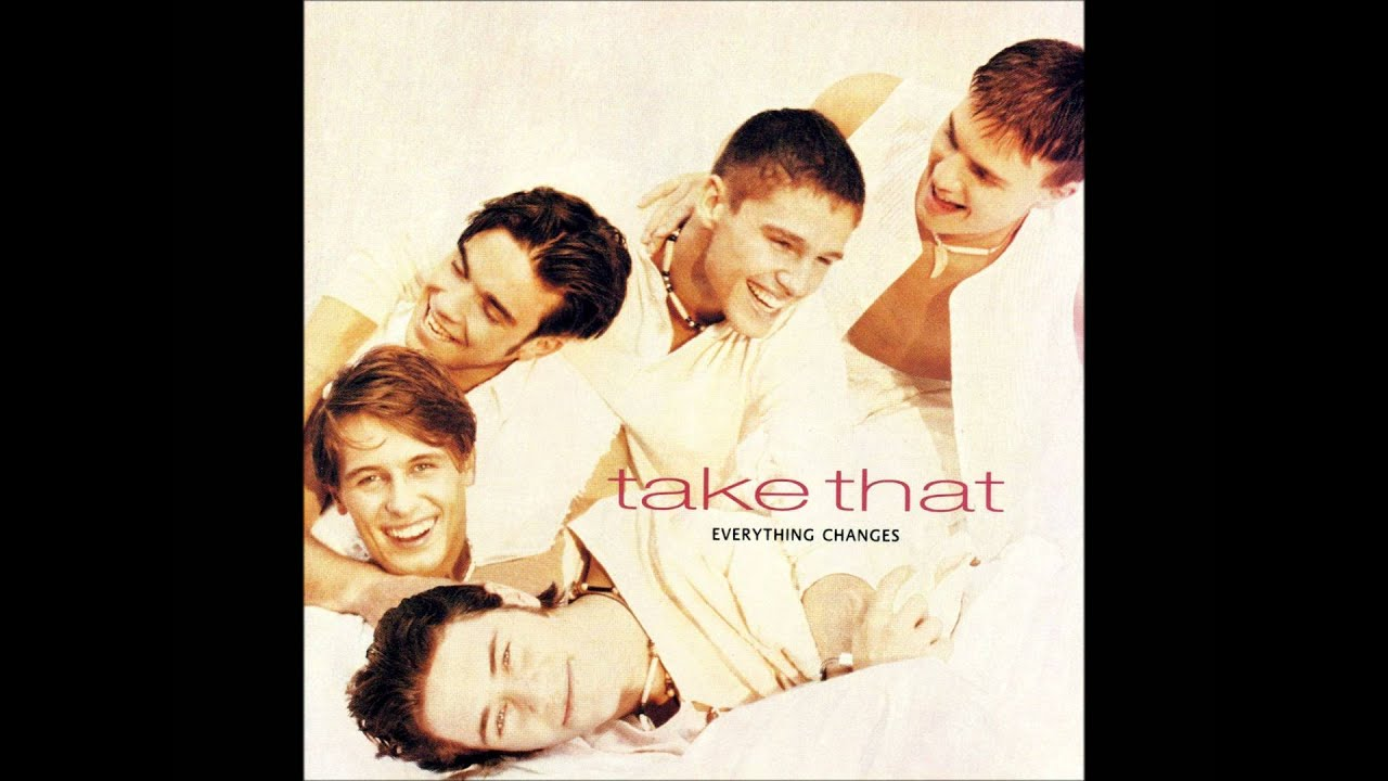 Take That - Another Crack In My Heart Lyrics | MetroLyrics