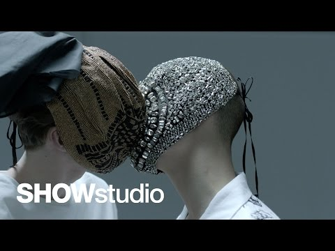 SHOWstudio: 2013 - Primal Scream
