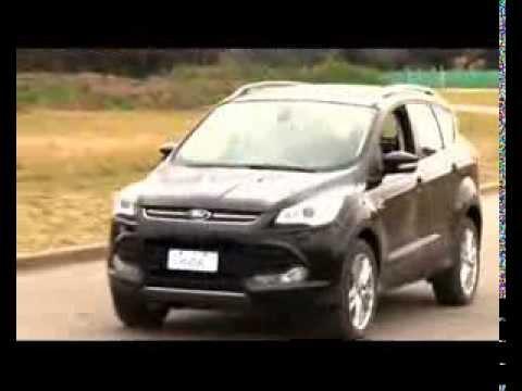Info Tecno Ford Kuga / Tendencia 2013