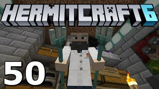 Minecraft Hermitcraft Season 6 Ep. 50- Triple Tridents