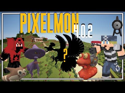 MUCHOS POKEMON. MUCHOS CAMBIOS Y NOVEDADES   PIXELMON 4.0.2 MINECRAFT 1.8