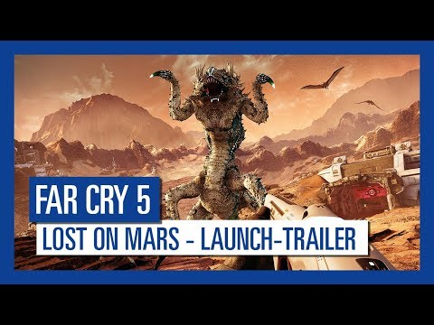 Far Cry 5: Lost On Mars-Launch-Trailer   Ubisoft [DE]