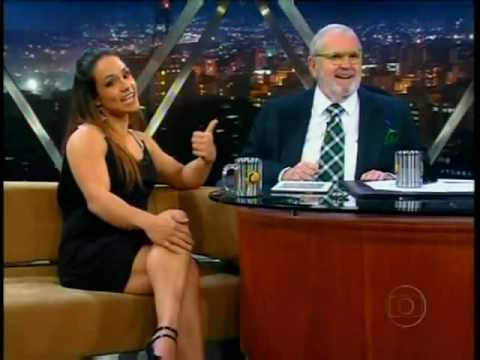 Jô Soares entrevista Rafaela Montanaro 03/06/2010 (Parte 1 de 2) Music Videos