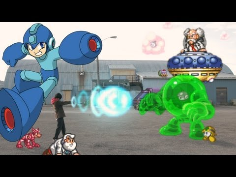 Future Mega Man App