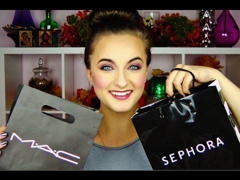 ♥Enormous MAC, Sephora, &Target Haul♥