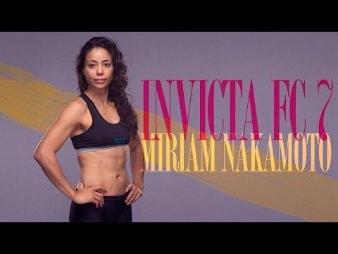 Invicta FC 7: Miriam Nakamoto Interview