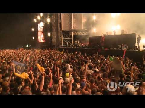 Showtek live at Ultra Buenos Aires 2014 - FULL HD
