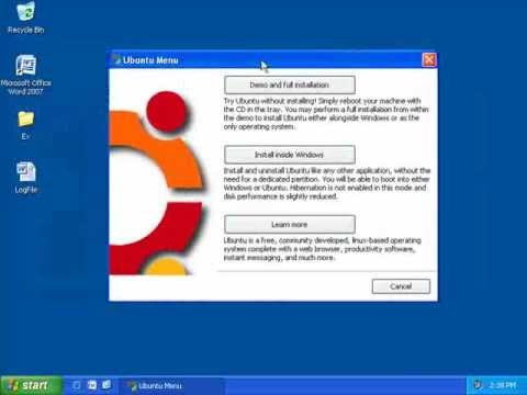 Hướng dẫn cài đặt hệ điều hành Linux Ubuntu song song với Windows | Hướng