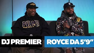 PRhyme On Hip Hop's Next Generation + Royce 5'9 Breaks Down 'Black History'