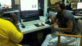 Interview SCCN radio Suriname 1