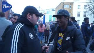 CHELSEA 2-0 FULHAM || PEDRO MOTM, WE DID WELL BUT WERE TOO SLOW ON THE BALL AT TIMES SAYS LEWIS