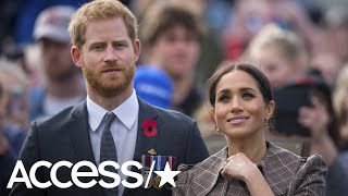 Meghan Markle Delivers A Huge Military Honor To Prince Harry | Access