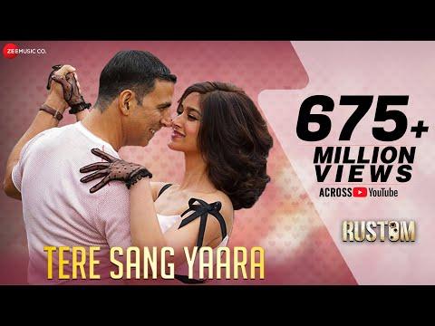 Tere Sang Yaara - FULL SONG   Rustom   Akshay Kumar & Ileana D'cruz   Arko Ft. Atif Aslam  Manoj M