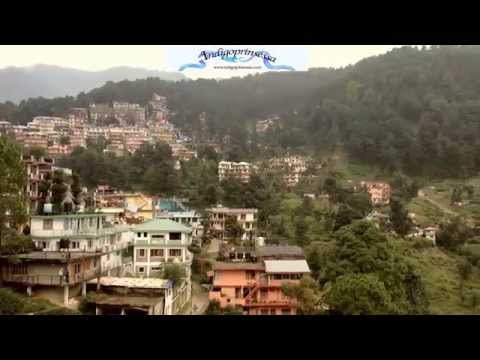 Upper Dharamsala -  the home of Dalai Lama