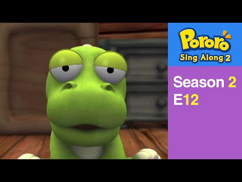 [pororo Singalong S2] #12 Our Parents Do Not Know video