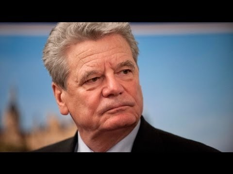 President Gauck, from behind Iron Curtain to Germany's centre stage