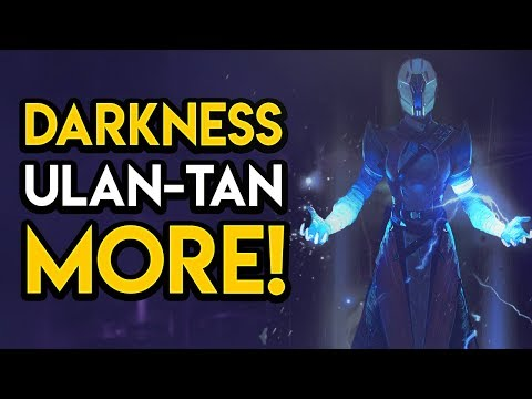Destiny 2 - MYSTERIES OF THE DARKNESS! Ulan-Tan, Dark Army, Symmetry, More! thumbnail