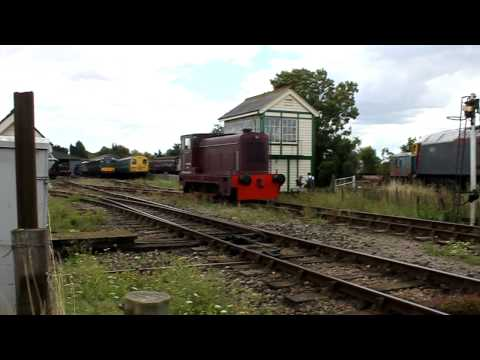 In August 2010, Mangapps Farm (Burnham on Crouch) held a diesel shunter theme day, featuring 03081, 03089, 03399, D2425 and some industrial shunters.