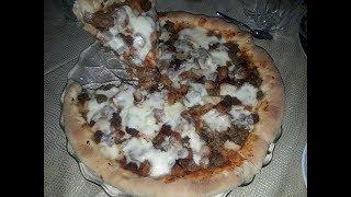 pizza hut original by chef othmane بيتزا خطيييرة من يد شاف عثمان