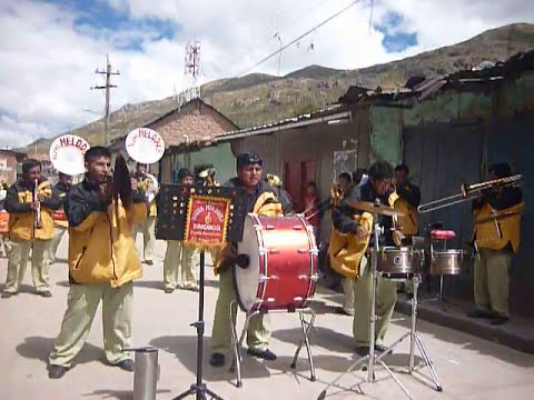 Banda Nueva Melodika - yauli la oroya